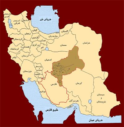 تقسیمات جدید کشوری و استان یزد. (اضافه شدن شهرستان طبس به استان یزد درسال 82 خورشیدی)