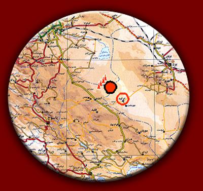 مکان گزینی شهر تاریخی ابرکوه بر اساس متون تاریخی